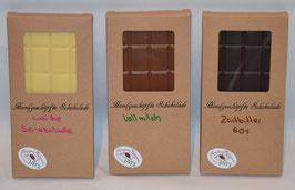 Tafel Schokolade Pur