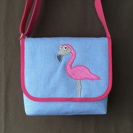 Kindergartentasche Flamingo