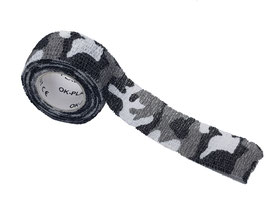Camouflage hell, 1 Rolle ( 2,5 cm )