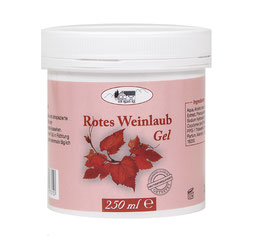 Rotes Weinlaub Creme 250ml - PH - traditional quality