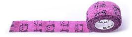 OK-plast Hello Kitty, Pink, 1 Rolle ( 2,5 cm )