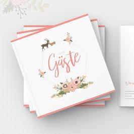 Gästebuch Tracht