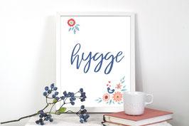 Hygge Poster A3