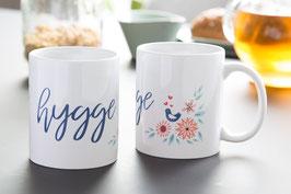 Hygge Tasse / Henkelbecher