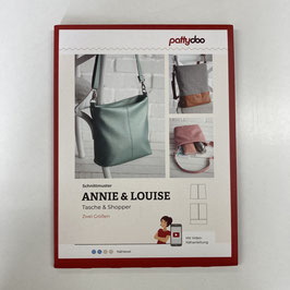"""Schnittmuster """"Annie & Louise"""""""
