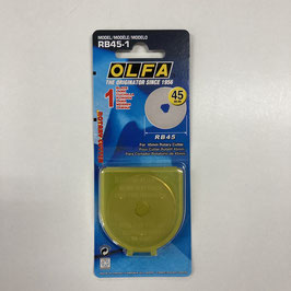 Ersatzklinge Rollschneider / Olfa / 45mm