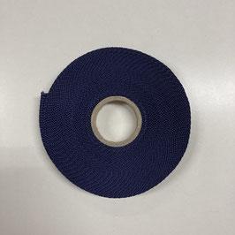 Gurtband dunkelblau /2,5cm breit