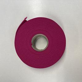 Gurtband magenta, 4cm breit