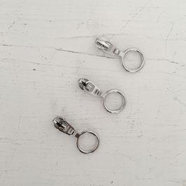 Zipper Ring klein / 3mm
