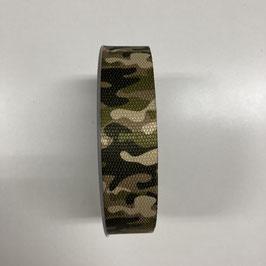 Gurtband camouflage, grün, 3cm breit