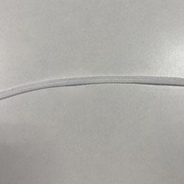 Gummiband flach, 3mm