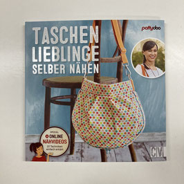 """Buch """"Taschenlieblinge selber nähen"""" von Pattydoo"""