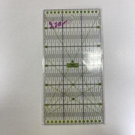 Patchwork-Lineal 15cm x 30cm