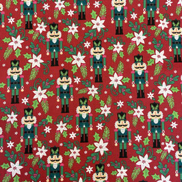 "Baumwollstoff ""Holiday Wonder"""