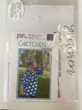 """Schnittmuster: """"Gretchen"""" from Heart to Needle"""