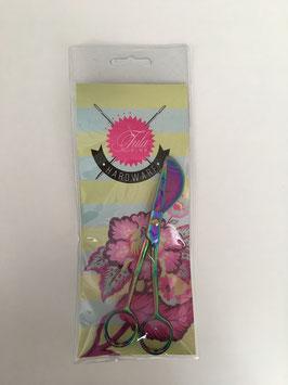 Tula Pink - Duckbill Appliqué Scissors / für Applikationen / 6inch