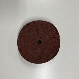 Gurtband braun, 3cm breit