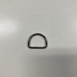 D-Ring, silberfarben, 2,5cm