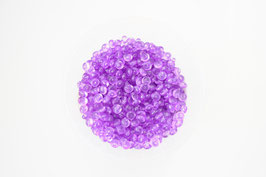 Kristalltau in Violett