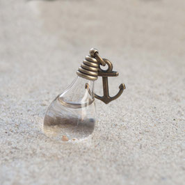 Anhäner Meer- oder Elbwasser bronze