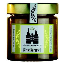 Birne-Karamell