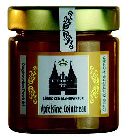 Apfelsine-Cointreau