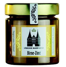 Birne-Zimt