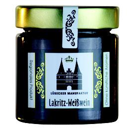 Lakritz-Weisswein