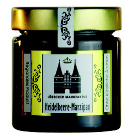 Heidelbeere-Marzipan