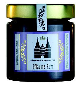 Pflaume-Rum