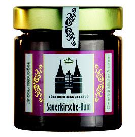 Sauerkirsche-Rum