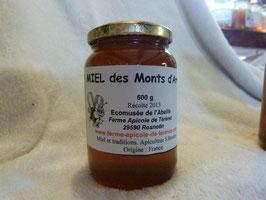 Miel des Monts d'Arrée - 2020