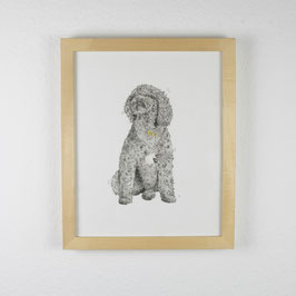 Individuelle Illustration deines Tieres