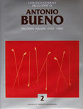 Antonio Bueno - Catalogo Generale volume II