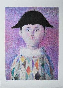 Antonio Bueno - Pierrot grande