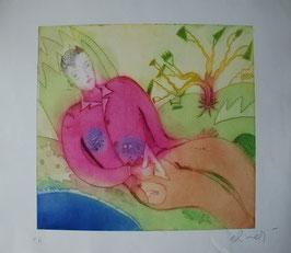Luca Alinari   Uomo in rosa