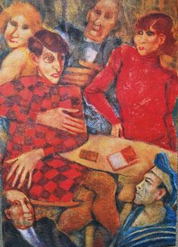 Remo Squillantini - Omaggio a Otto Dix
