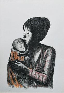 Xavier Bueno - Maternità