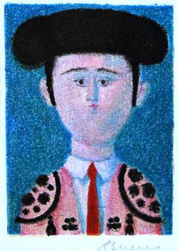 Antonio Bueno - Torero (minimuseo)