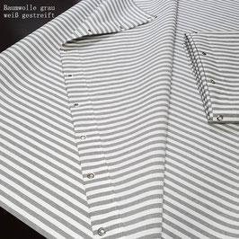 Duschvorhang Baumwolle XL 1cm Ösen