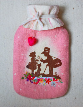 Wärmflasche Valentine