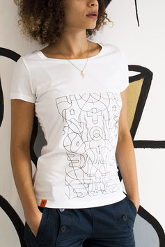 """T-shirt Femme  """"YANOMAMI"""""""