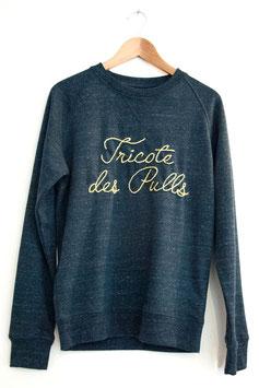 """Sweatshirt Homme """"Tricote des Pulls"""""""