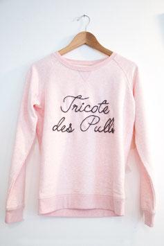 """Sweatshirt Femme """"Tricote des Pulls"""""""