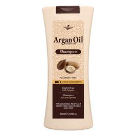 Arganolie Shampoo alle Haartypen 200ml