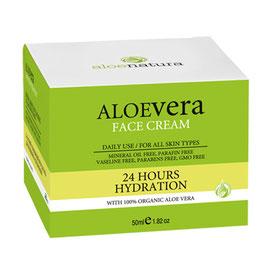 Aloenatura 24h Gezichtscrème