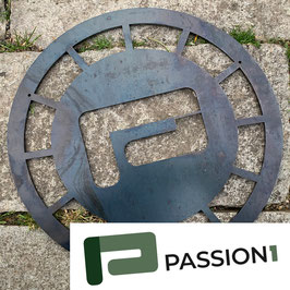 "Individueller Einlegerost ""Logo"" E.5"