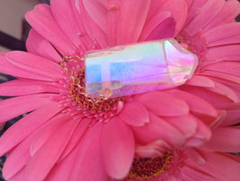 Angel Aura Quartz Not Wrapped Pendant Small & Large