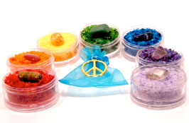 Divine Healing Chakra Alignment 7-Day Bath Salts