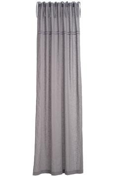 Julia Vorhangset frost grau 2x(120x250cm)